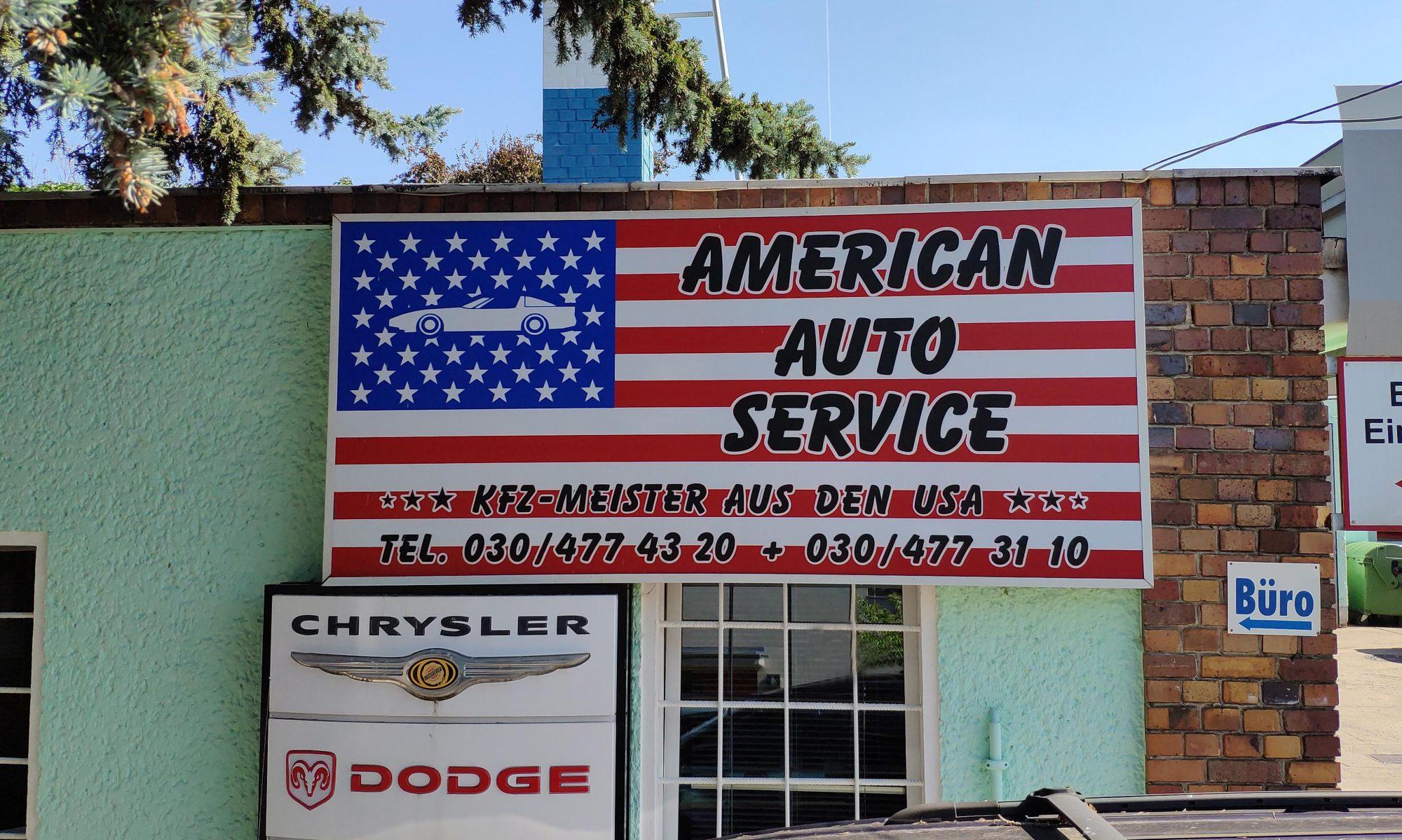 American Auto Service Berlin